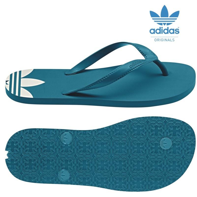 adidas adi sun w women damen slipper flip flop t rkis. Black Bedroom Furniture Sets. Home Design Ideas